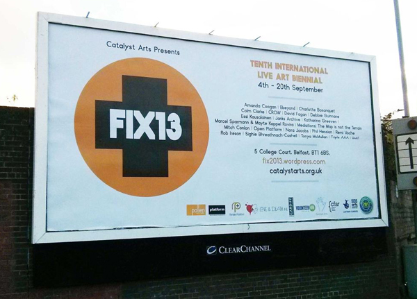 FIX13 billboard