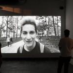 Eternal Insult video installation detail 2